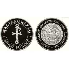 2016 St. Marton - Ag (silver coin)