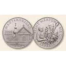 2016 St. Marton - Cu-Ni non-ferrous metals coin